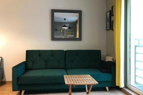 Apartament Szafranowy - 12