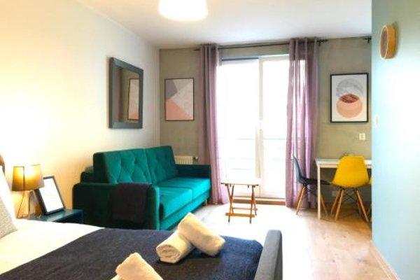 Apartament Szafranowy - 6
