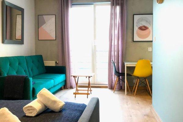 Apartament Szafranowy - 8