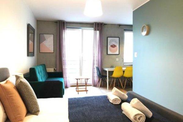 Apartament Szafranowy - 9