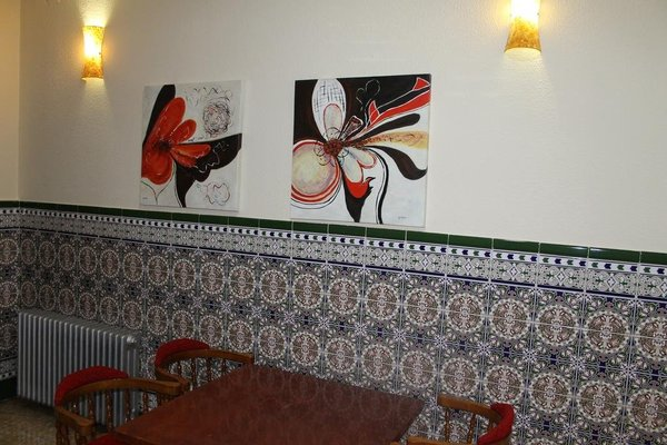 Hostal Restaurante Carabanchel - фото 13