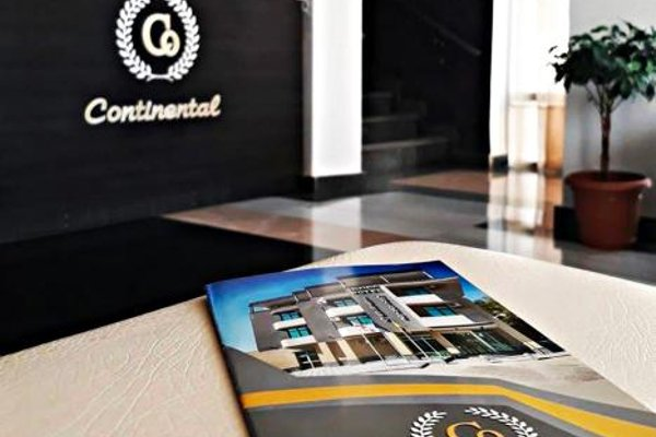 Continental Hotel - фото 19