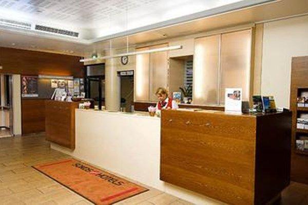 Original Sokos Hotel Vaakuna Kouvola - фото 14