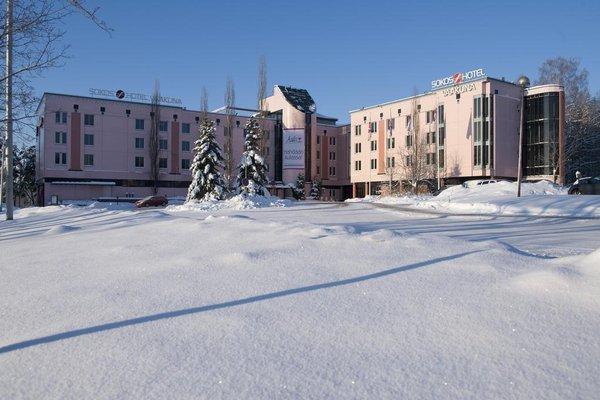 Original Sokos Hotel Vaakuna Kouvola - фото 23