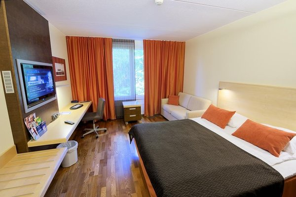 Original Sokos Hotel Vaakuna Kouvola - фото 6