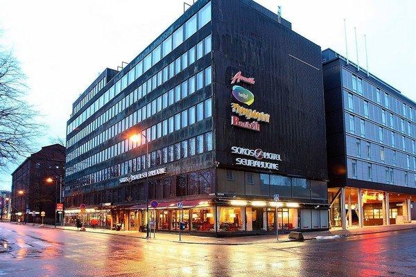 Original Sokos Hotel Seurahuone Kotka - фото 22