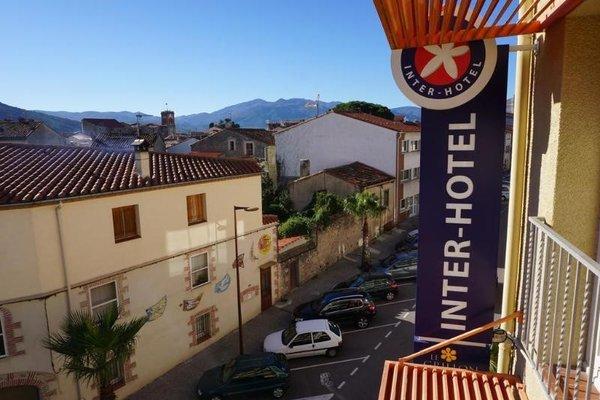 Inter-Hotel Le Grillon D'or - фото 23