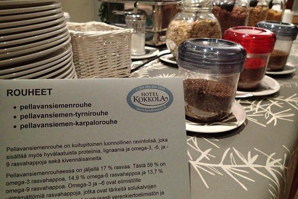 Hotel Kokkola - фото 16