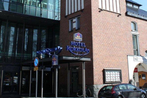 Hotel Kokkola - фото 22