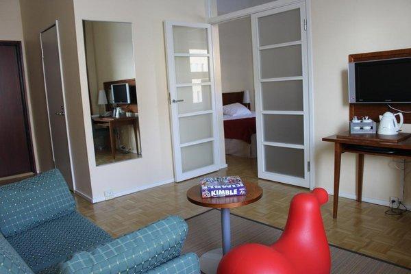 Hotel Kokkola - фото 9