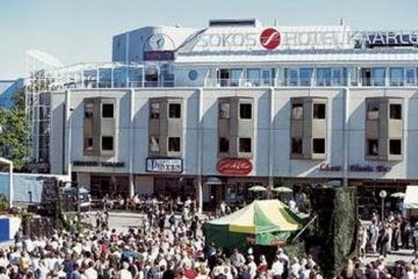 Original Sokos Hotel Kaarle Kokkola - фото 21