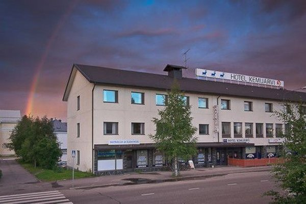 Отель Kemijarvi - фото 22