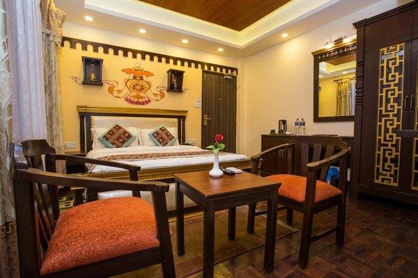 Hotel Encounter Nepal & Spa - фото 12