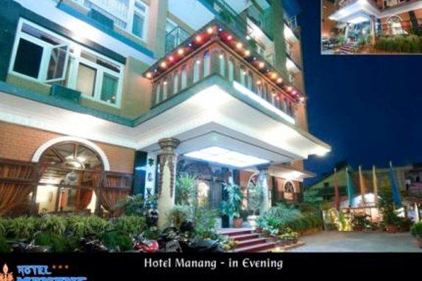Hotel Manang - фото 19