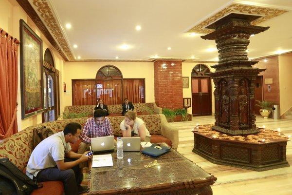 Hotel Manang - фото 7
