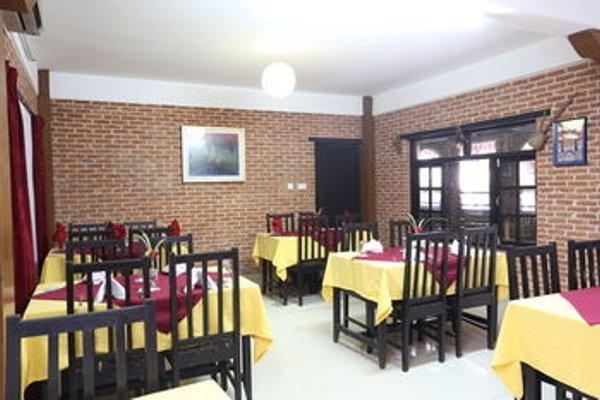 Thamel Eco Resort - фото 14
