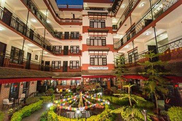 Thamel Eco Resort - фото 16