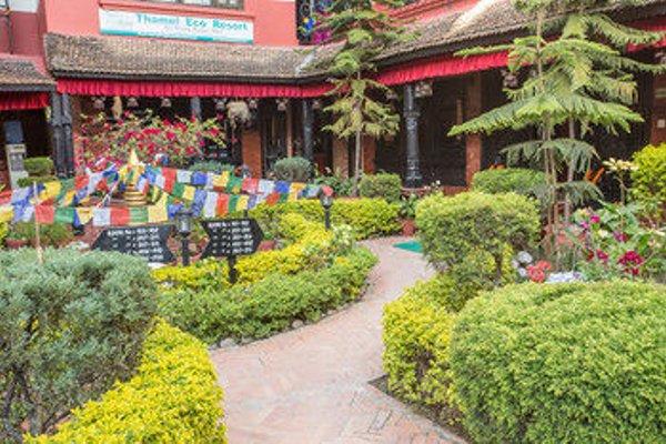 Thamel Eco Resort - фото 22