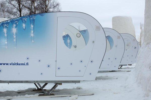 Snow Hotel - фото 3