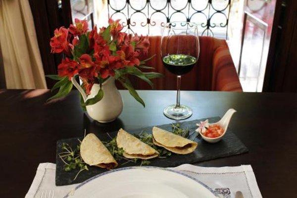 Quinta Las Acacias Hotel Boutique - фото 13