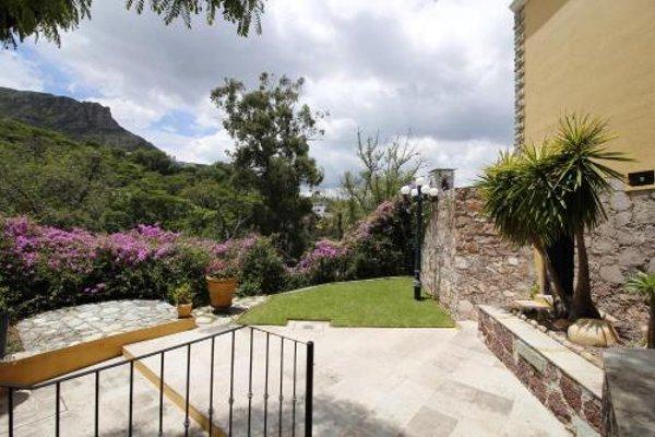 Quinta Las Acacias Hotel Boutique - фото 21