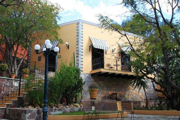 Quinta Las Acacias Hotel Boutique - фото 22