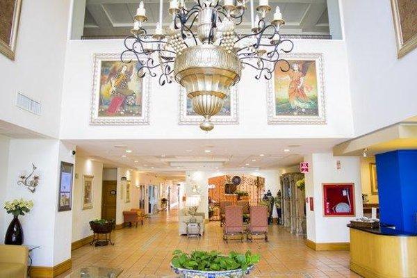 Holiday Inn Express Guanajuato - фото 11