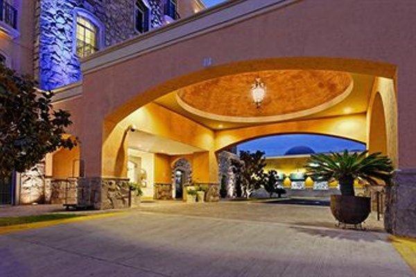 Holiday Inn Express Guanajuato - фото 21