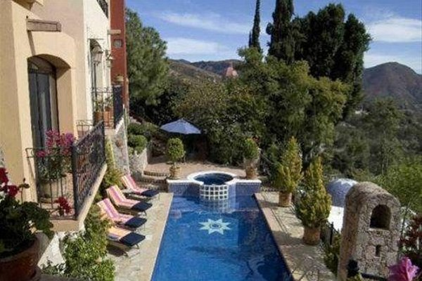 Casa Estrella De La Valenciana - 16