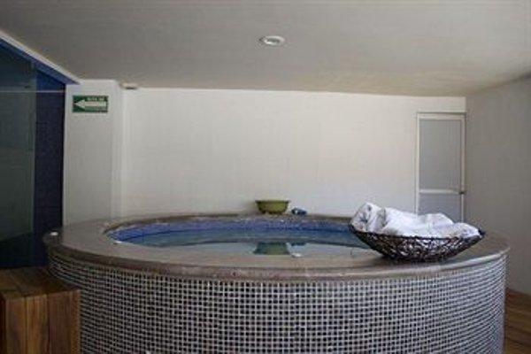 Hotel Suites Mexico Plaza Guanajuato - фото 10