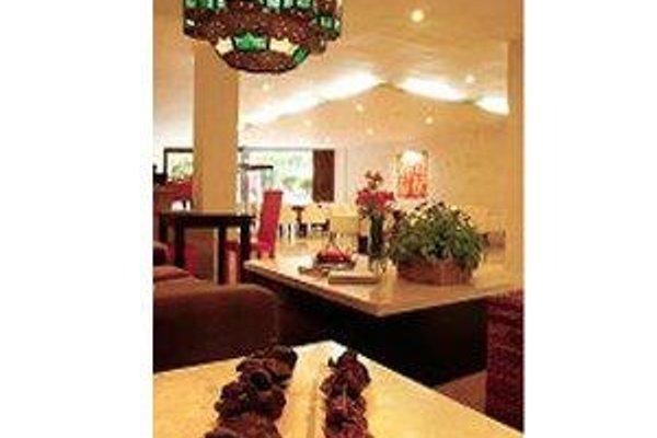 Hotel Suites Mexico Plaza Guanajuato - фото 12