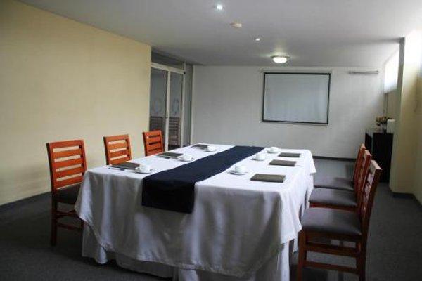 Hotel Suites Mexico Plaza Guanajuato - фото 20