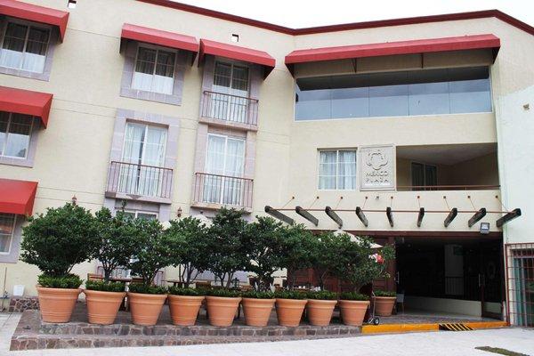 Hotel Suites Mexico Plaza Guanajuato - фото 22