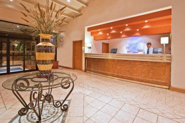 Holiday Inn Express Chihuahua - фото 11
