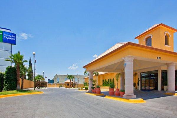 Holiday Inn Express Chihuahua - фото 21