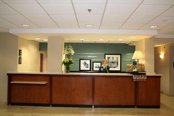 Hampton Inn by Hilton Chihuahua City - фото 14