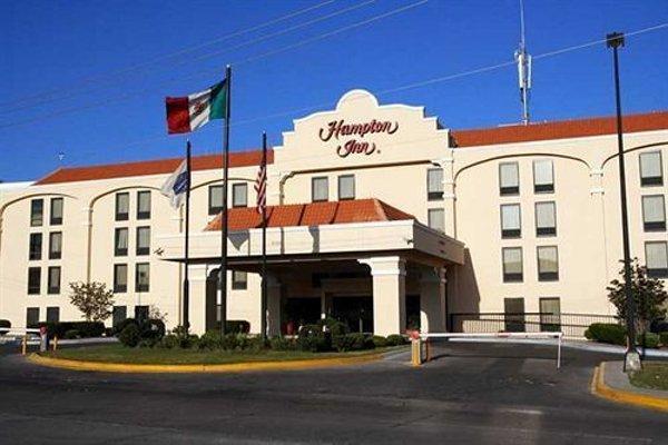 Hampton Inn by Hilton Chihuahua City - фото 22