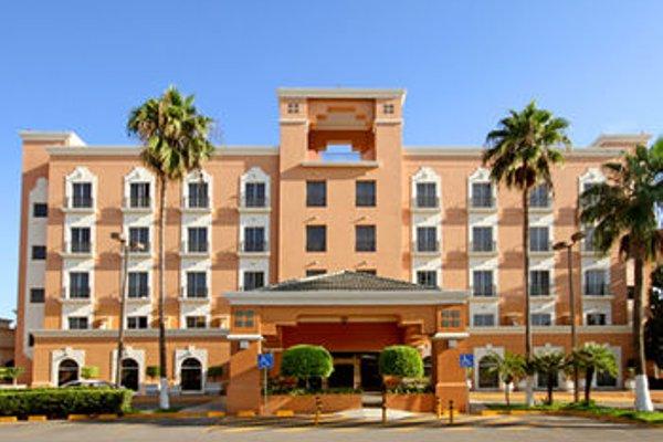 iStay Hotel Ciudad Victoria - фото 22