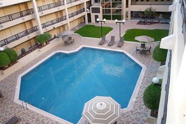 Hotel Araiza Hermosillo - фото 20
