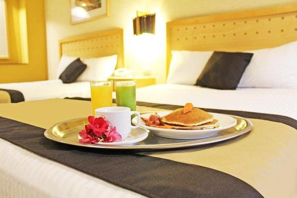 Hotel Colonial Hermosillo - фото 50