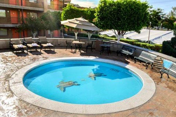 Hotel Colonial Hermosillo - фото 20