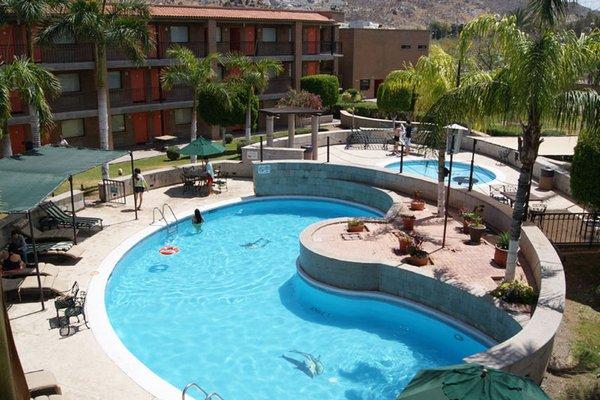 Hotel Colonial Hermosillo - фото 21