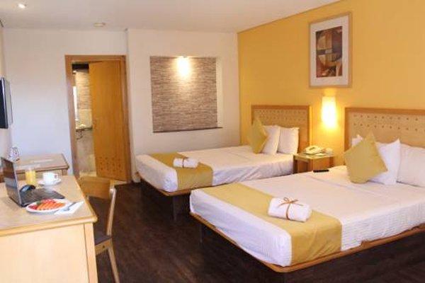 Hotel Colonial Hermosillo - фото 3