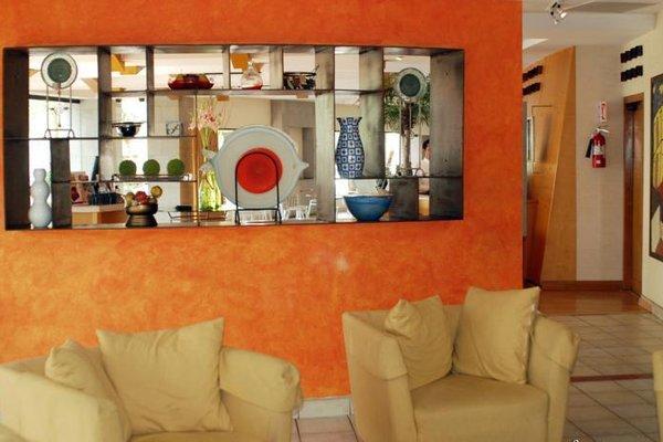 Hotel Colonial Hermosillo - фото 9