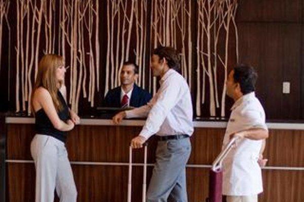 Hotel Lucerna Hermosillo - фото 16