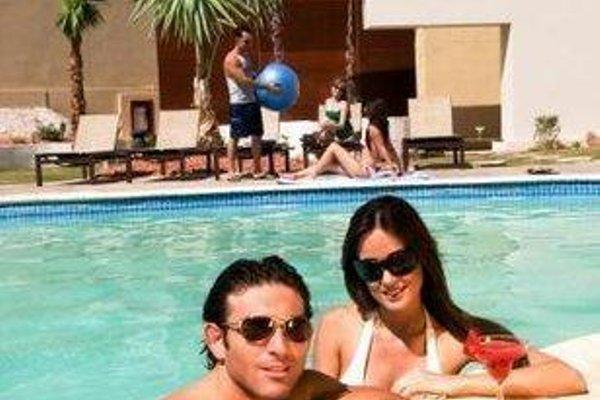 Hotel Lucerna Hermosillo - фото 20