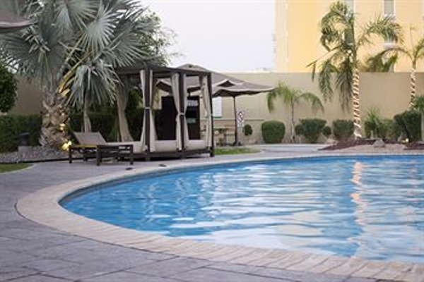 Hotel Lucerna Hermosillo - фото 21