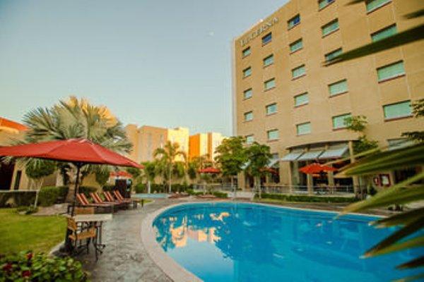 Hotel Lucerna Hermosillo - фото 22