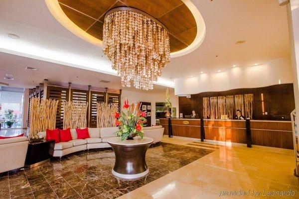Hotel Lucerna Hermosillo - фото 5