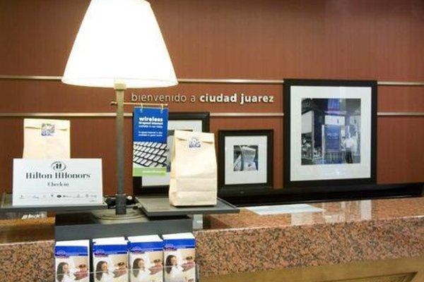 Hampton Inn Ciudad Juarez - фото 13